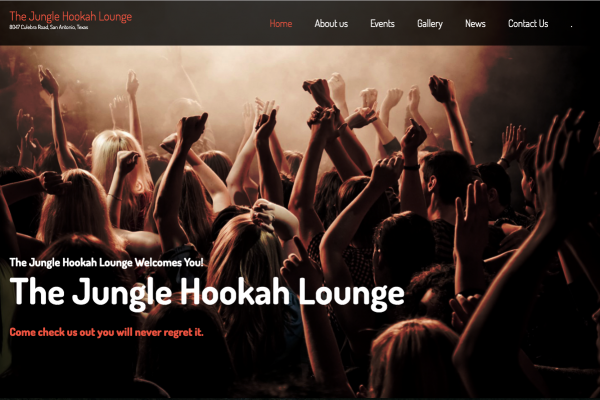 The Jungle Hookah Lounge